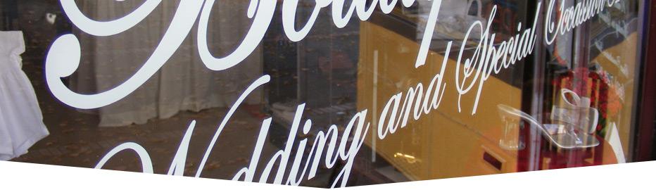 Window Lettering 2