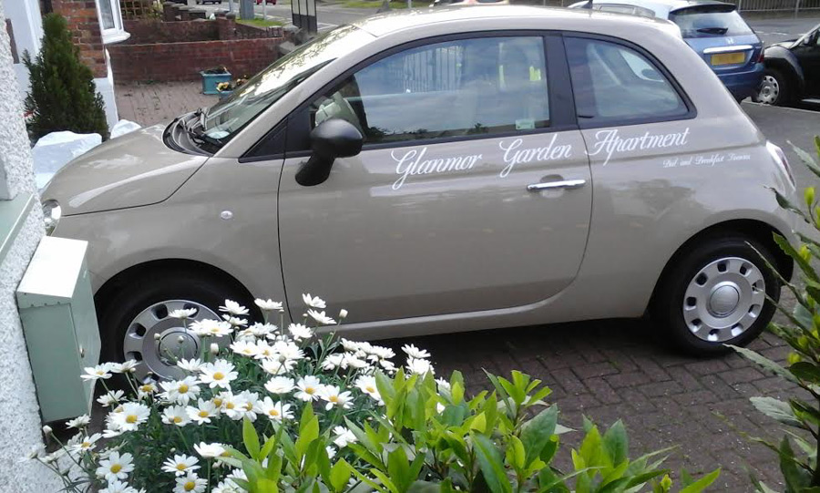 wed love to see a photo of your vinyl lettering take a photo and share it with us